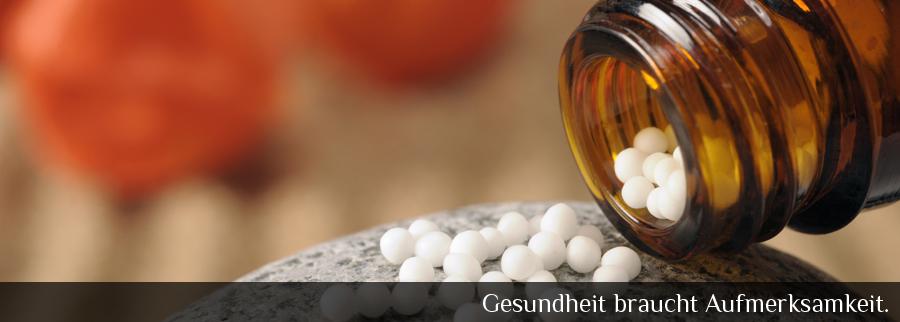 """""""Gesundheit braucht Aufmerksamkeit"""", heißt es in der Homöopathischen Praxis Sabrina Altmaier."""